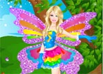 Barbie Fairy Dressup