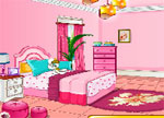 Decorating Games :: Girly Room Decoration